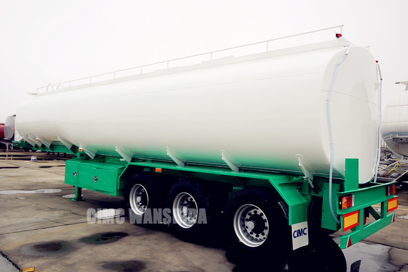 crude palm oil tanker trailers for sale