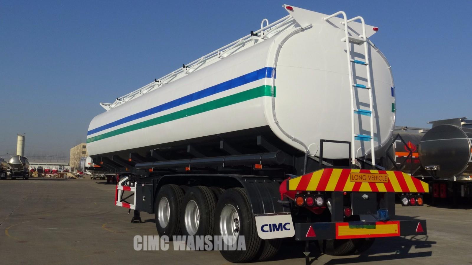 fuel tank semi trailer for sale