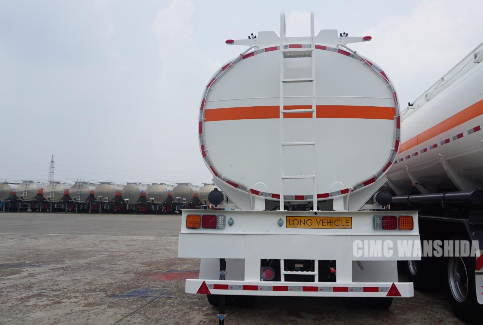 54000L diesel trailer