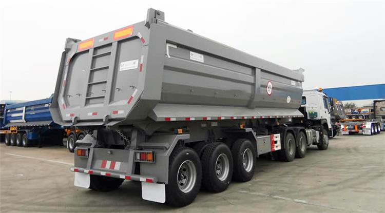 CIMC Hydraulic Tipper Trailer for Sale - What is a dump truck considered?