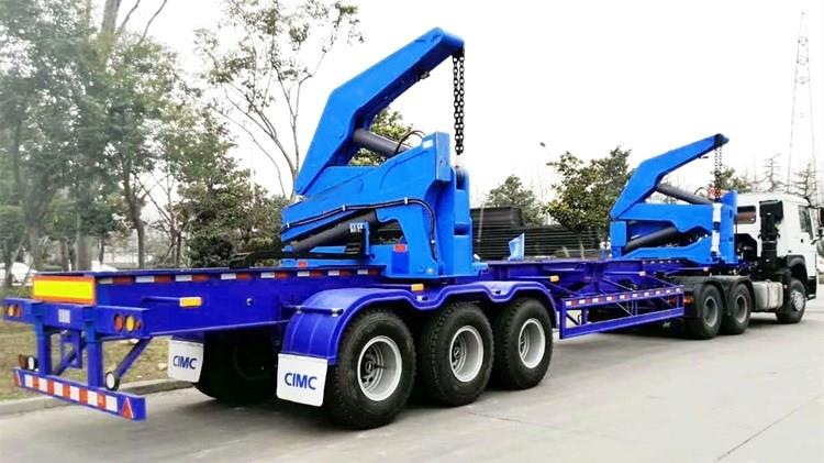 Container Side Loader Truck for Sale