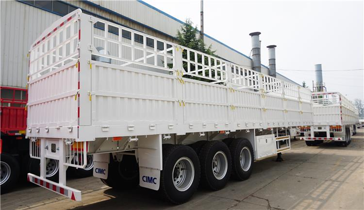 60 Tons of Trailer Stakes for Sale in Gabon - TITAN Vehicle