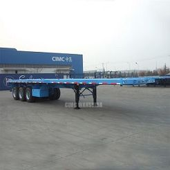3 axle flatbed trailers for sale